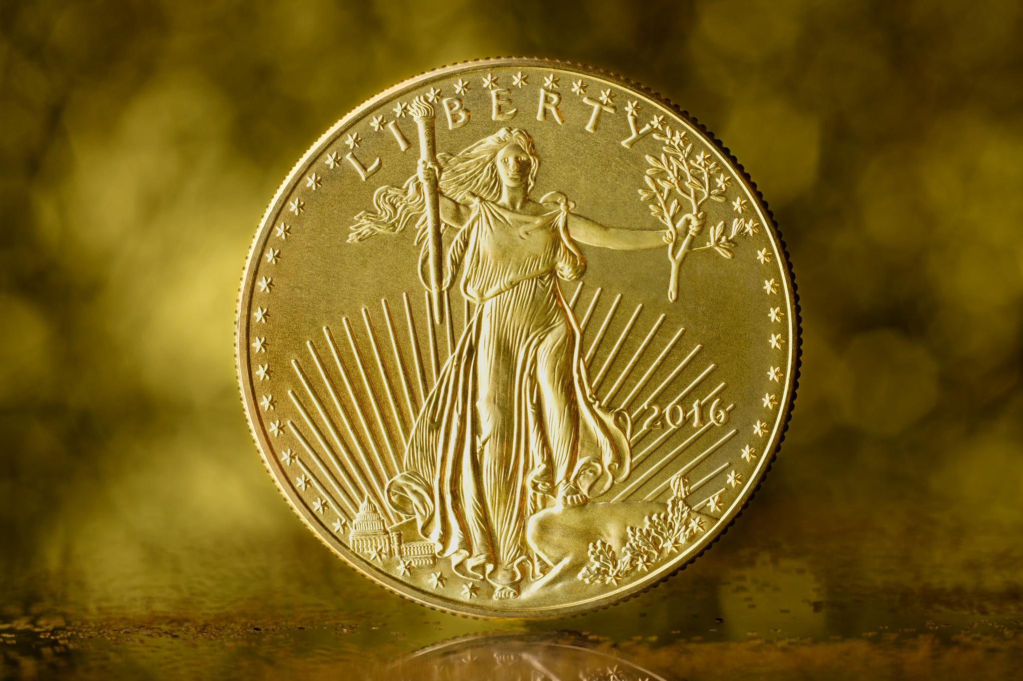 verkopen gouden munten